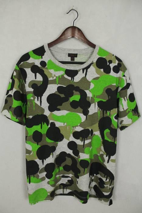Coach Coach New York Men s Camouflage T-shirt Size M Size m - Short ... c86e69a4177