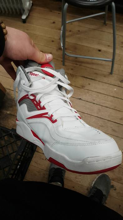 6ef7a1a96cb Reebok Pump Twilight Zone Size 13 - Hi-Top Sneakers for Sale - Grailed