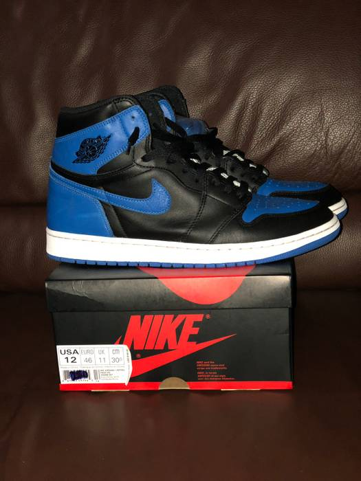 948af0f6a8fc Nike Nike Air Jordan 1 Royal Blue Virgil Off White 1985 1994 2013 2001  Kanye 2017