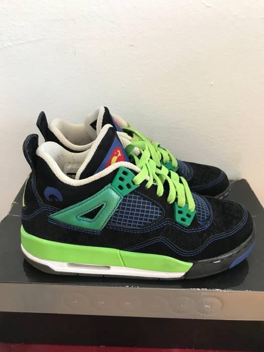 Jordan Brand Doernbecher 4s Size 6 - Low-Top Sneakers for Sale - Grailed 64fbcbac3