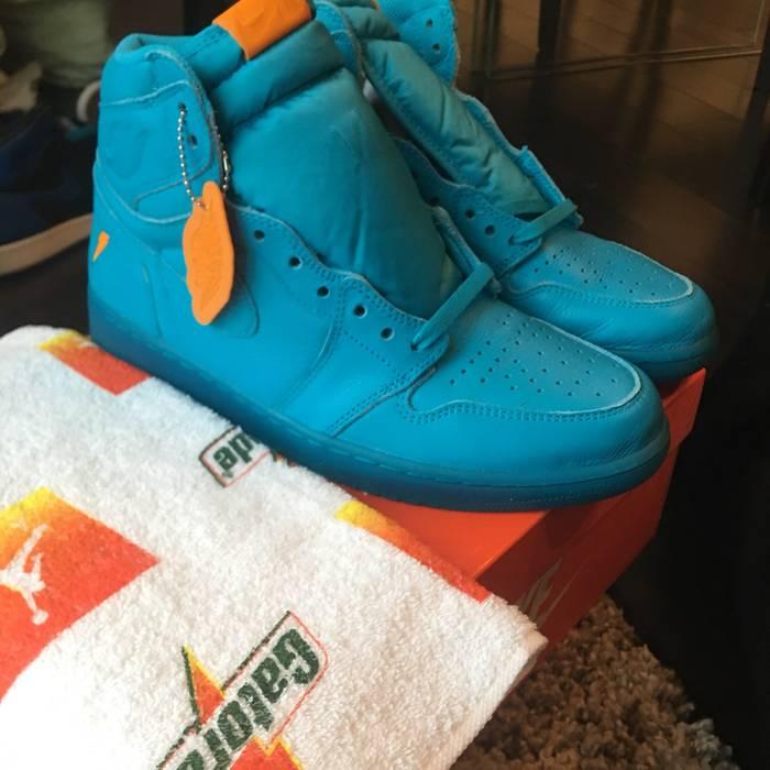 67f92268ad1850 Jordan Brand Jordan Gatorade 1s Size 11 - Hi-Top Sneakers for Sale ...