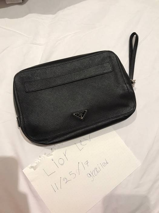 65f36670320d Prada Prada Men Clutch Size one size - Bags   Luggage for Sale - Grailed