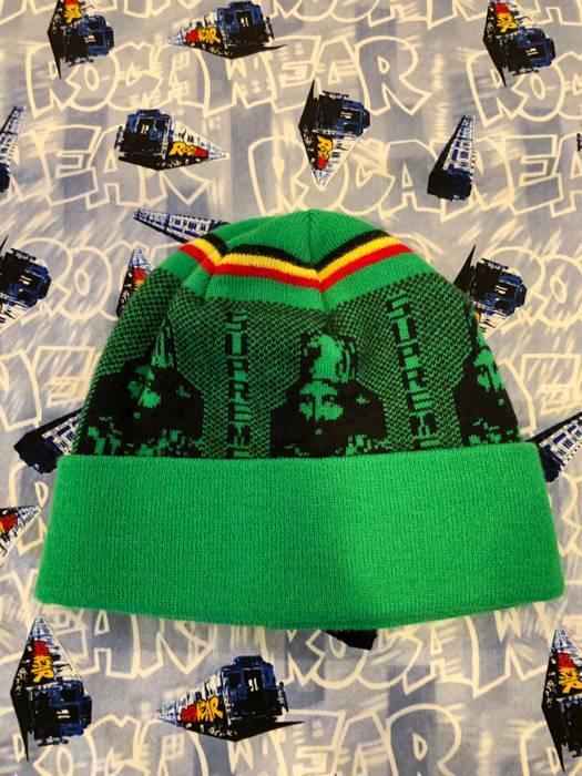 Supreme 2013 Green Rasta Haile Selassie Beanie Not Carhartt The ... fdde5017b7f