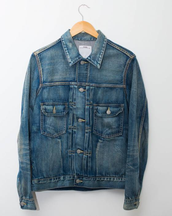 23278bc016f Visvim Visvim ss 101 jacket damaged Size m - Denim Jackets for Sale ...