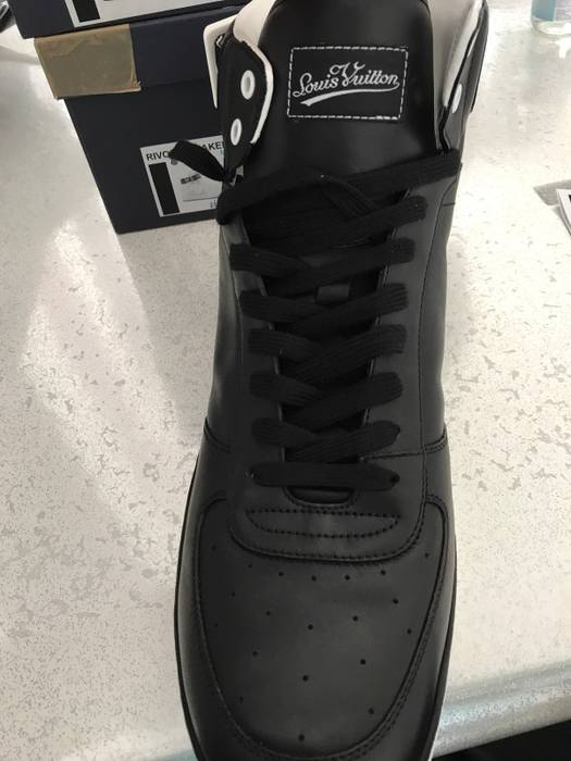 54f281575f8f Louis Vuitton Authentic Louis Vuitton Rivoli Sneaker Boot Size 8 ...