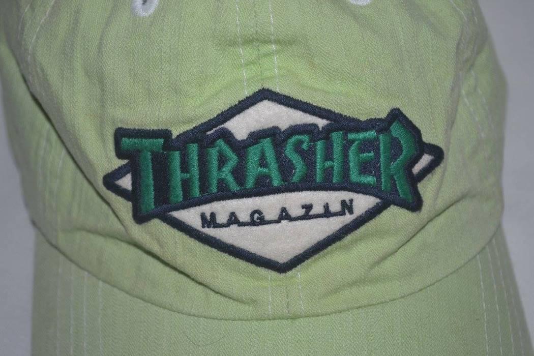 328e400a7dc Thrasher Vintage Thrasher Magazine skate vans 90s Cap hat Size ONE SIZE - 1
