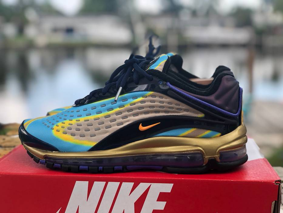 buy online 17eec d6b6e Nike. Nike Air Max Deluxe Midnight Navy. Size  US ...