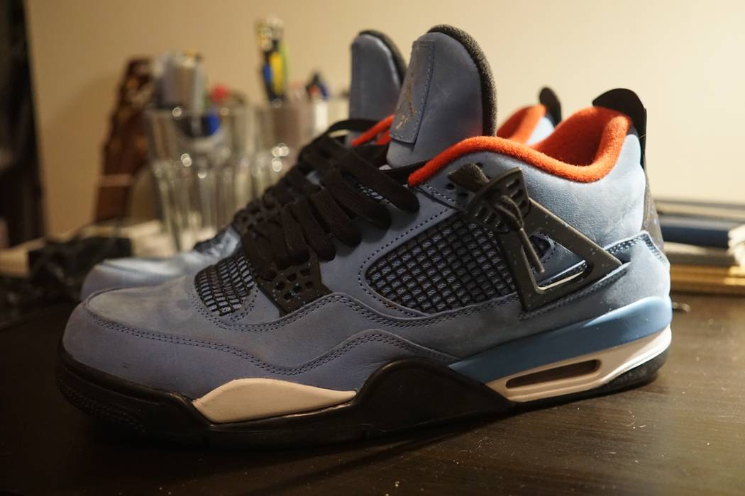 718d14bae12 Travis Scott Nike Air Jordan 4 Travis scott cactus jack Size 13 Size US 13