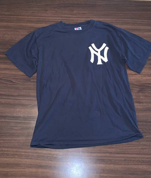 Vintage Vintage Ny Yankees Mickey Mantle T-Shirt Size l - Short ... a75da2d630a