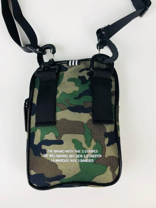 164d16d8b3e6 Adidas adidas camo mini shoulder Bag sling crossbody bag Size ONE SIZE - 6