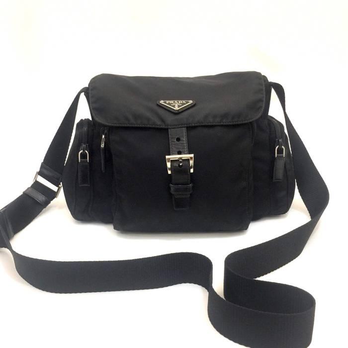 dac0bcb8f98a Prada PRADA Tessuto Nylon Sling Bag Cross Body Size one size - Bags ...