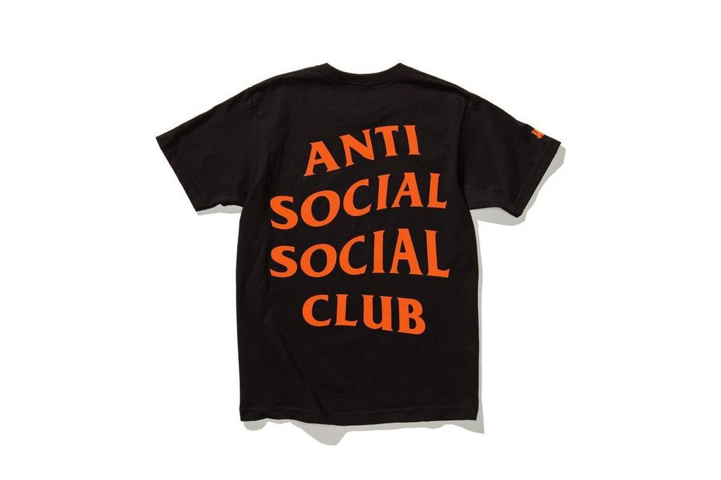 3c5e9ccd0c42 Undefeated ANTI SOCIAL SOCIAL CLUB X UNDEFEATED PARANOID Size US S   EU  44-46