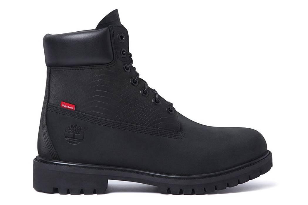 Supreme Supreme x Timberland 6 inch Premium Boot
