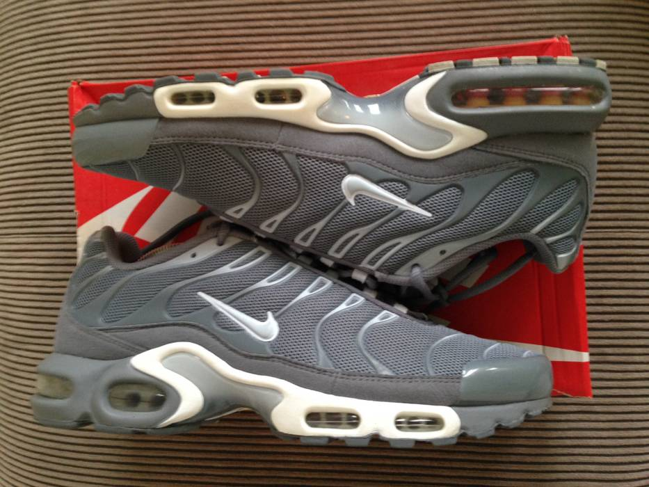 7c3873306af Nike Nike Air Max Plus Tuned - Nike TN Cool Grey Size 11 - Low-Top ...