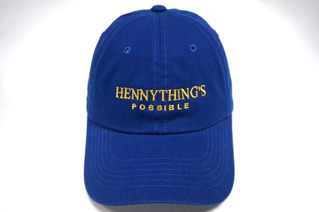 8dce2681fbdb4 Custom Hennything s Possible Dad Hat Size one size - Hats for Sale ...
