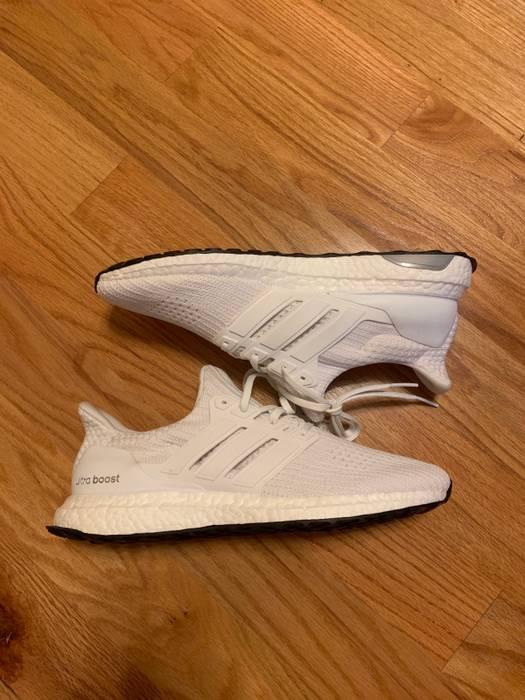 97fd89e99 Adidas Adidas Ultra Boost Triple White 4.0 Size 10 - Low-Top ...