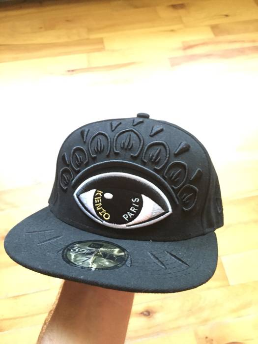 Kenzo 2013 Kenzo x New Era Fitted Hat Size one size - Hats for Sale ... fa8d98f87c0