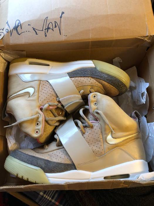 e856e8d5242d2 Nike Nike Air Yeezy Tan Net Net Size 11.5 - Hi-Top Sneakers for Sale ...