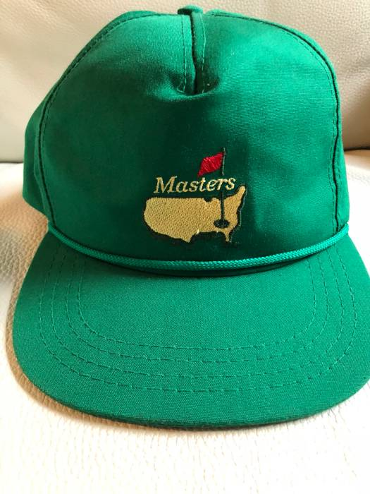 The Masters Vintage Masters Hat Size one size - Hats for Sale - Grailed 17f6b3f6824