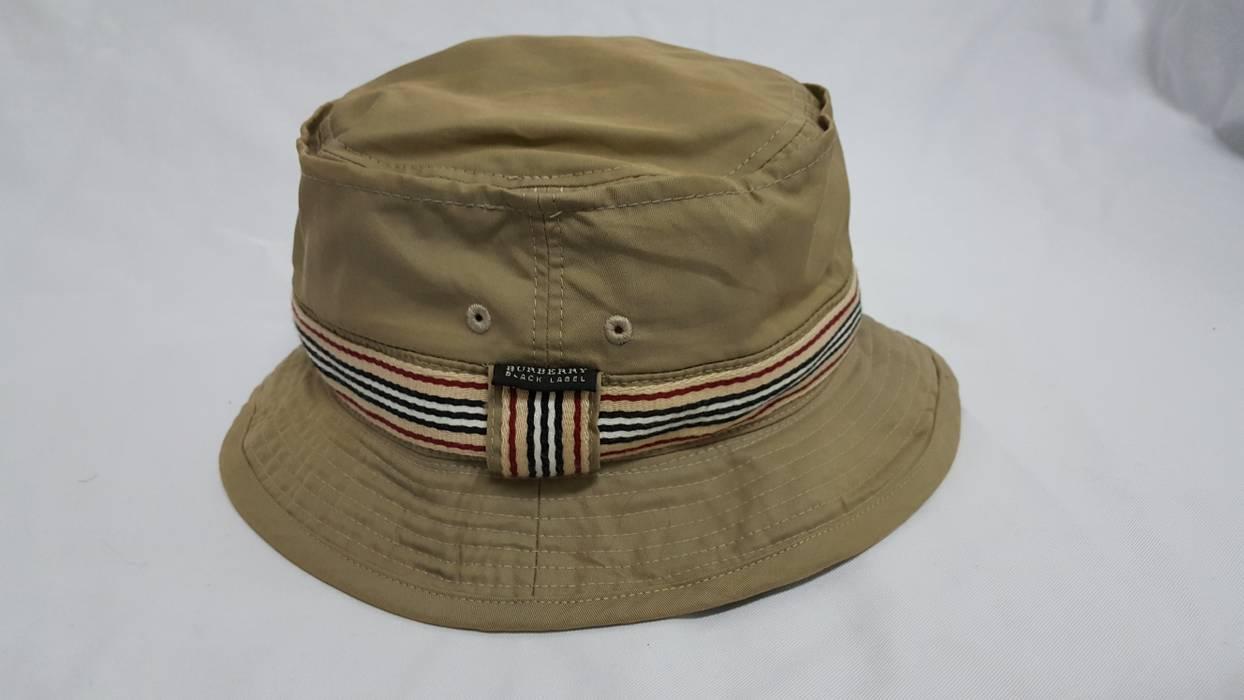 81c02842fe4 Burberry Burberry Black Label Bucket Hat Round Cap Size one size ...