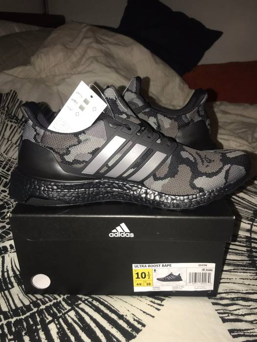 88ba341e912 Adidas Adidas Ultra Boost Bape Size 10.5 - Low-Top Sneakers for Sale ...