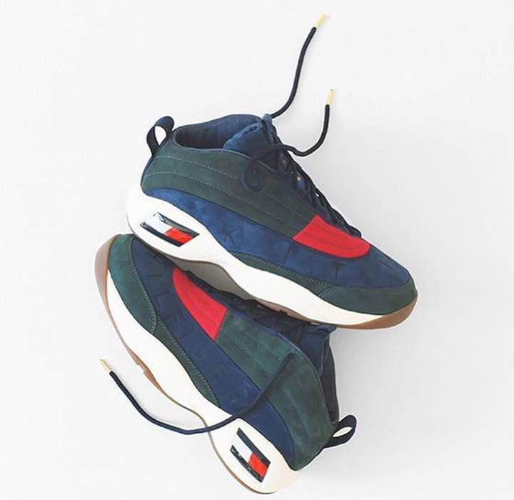 ccbb6e9667fe tommy hilfiger basketball shoes - Style Guru  Fashion