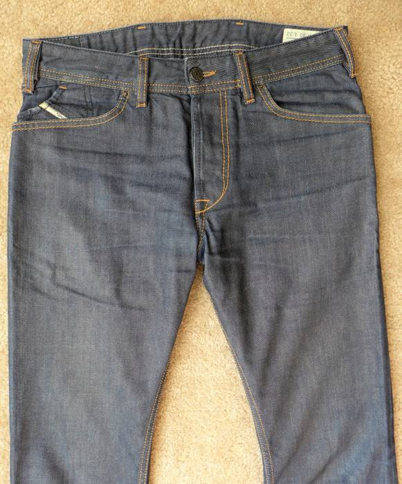 a92053c2 Sel Rare Kander Men S Jeans 30x32 Slim Tapered 0088z Cow