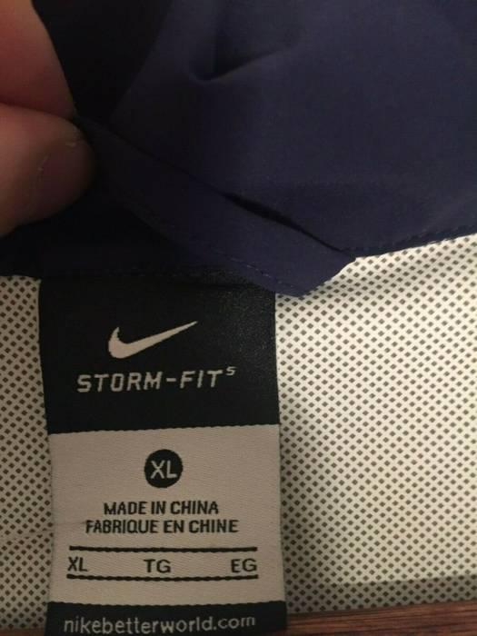 419bbe4d7 Nike NIKE Storm Soccer USA National Team Training JACKET Size US XL   EU 56