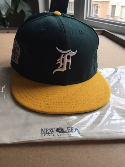a0294776e64 New Era Fear of God x New Era All Star Hat Cap Size one size - Hats ...