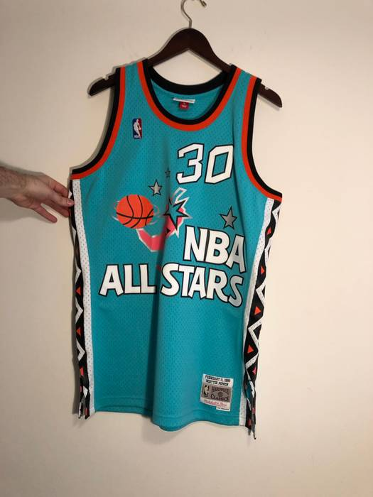 Mitchell   Ness Mitchell   Ness 1996 All Star Authentic Scottie Pippen  Jersey Size US L 6a48b4290