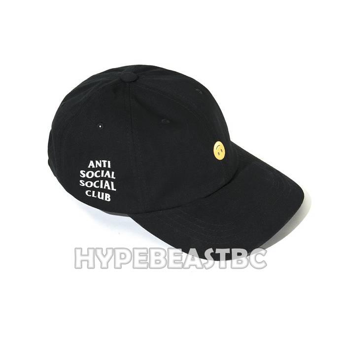 84be2685d0b39 Antisocial Social Club Antisocial Social Club Hat ASSC