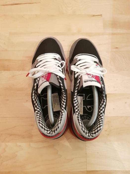 e018b668243 Reebok Check it out REEBOK CLASSICS x HIGHS AND LOWS GL 6000 MENS 9 US  SNEAKERS