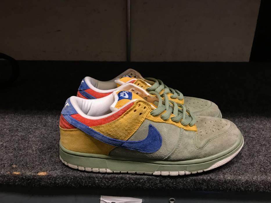 finest selection eba21 fbe9d Nike Nike Dunk SB Low – Premium SB Puff n Stuff Size US 9.5  EU