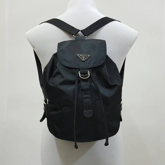 a63b9846b3 Prada Vintage Prada Backpack Size one size - Bags   Luggage for Sale ...