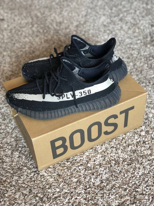 21baa5f22aeb7 Adidas Yeezy Boost 350 V2 Oreo Size 11.5 - Low-Top Sneakers for Sale ...