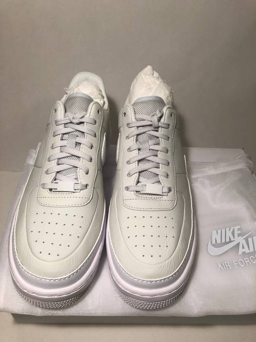 523c886438290b Nike NIKE AF1 JESTER OFF WHITE SOLD OUT LIMITED AIR FORCE 1 PLATFORM VIRGIL  AO1220-