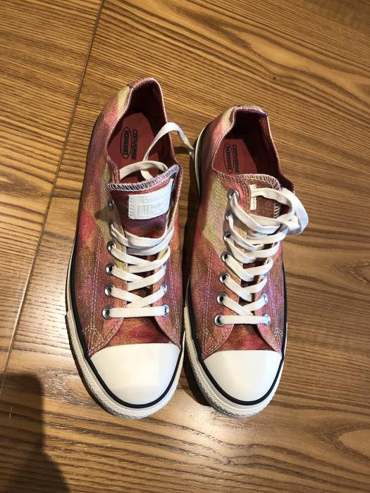 a3455b090dd8 Converse CONVERSE ALL STARS LOW BY MISSONI brand new without box never worn Size  US 9.5