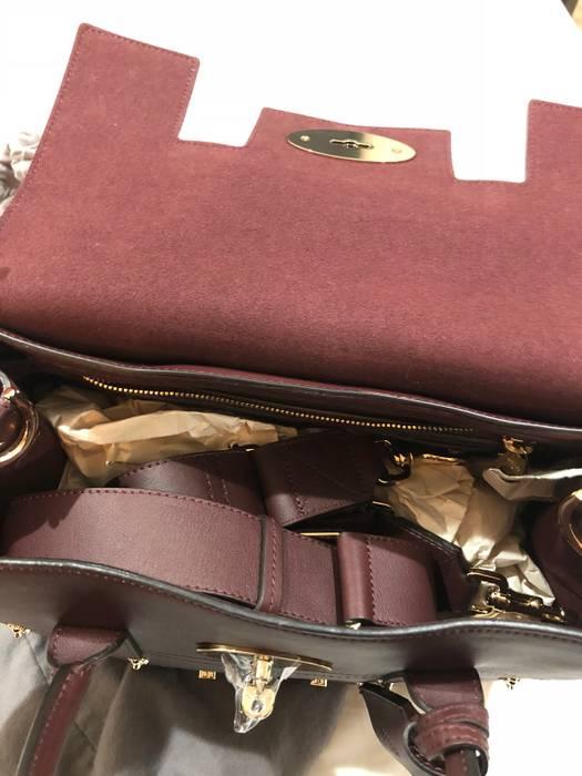 Mulberry Limited Edition Cara Delevingne X Mulberry Bag Size US XXS   EU 40  - 4 9d1ddf1dda00d