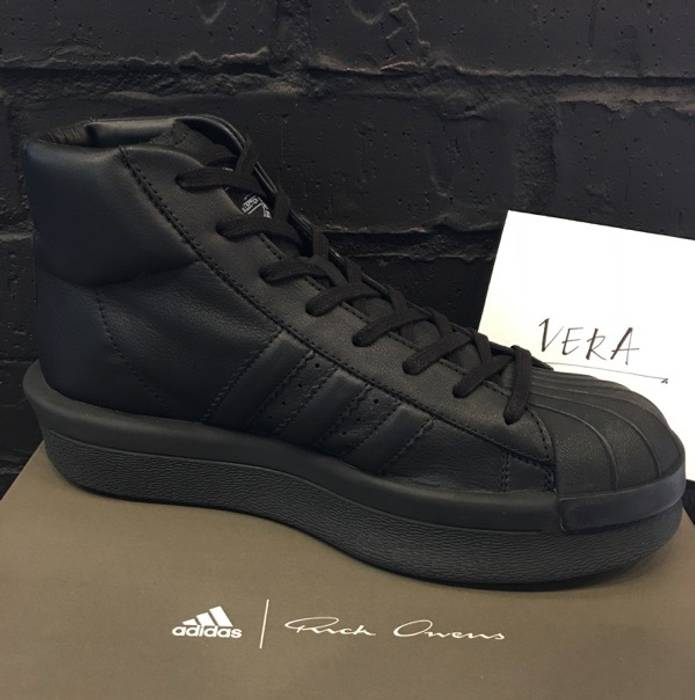 1049d2f681d6 Adidas Rick Owens MASTODON PRO MODEL Size 9 - Hi-Top Sneakers for ...
