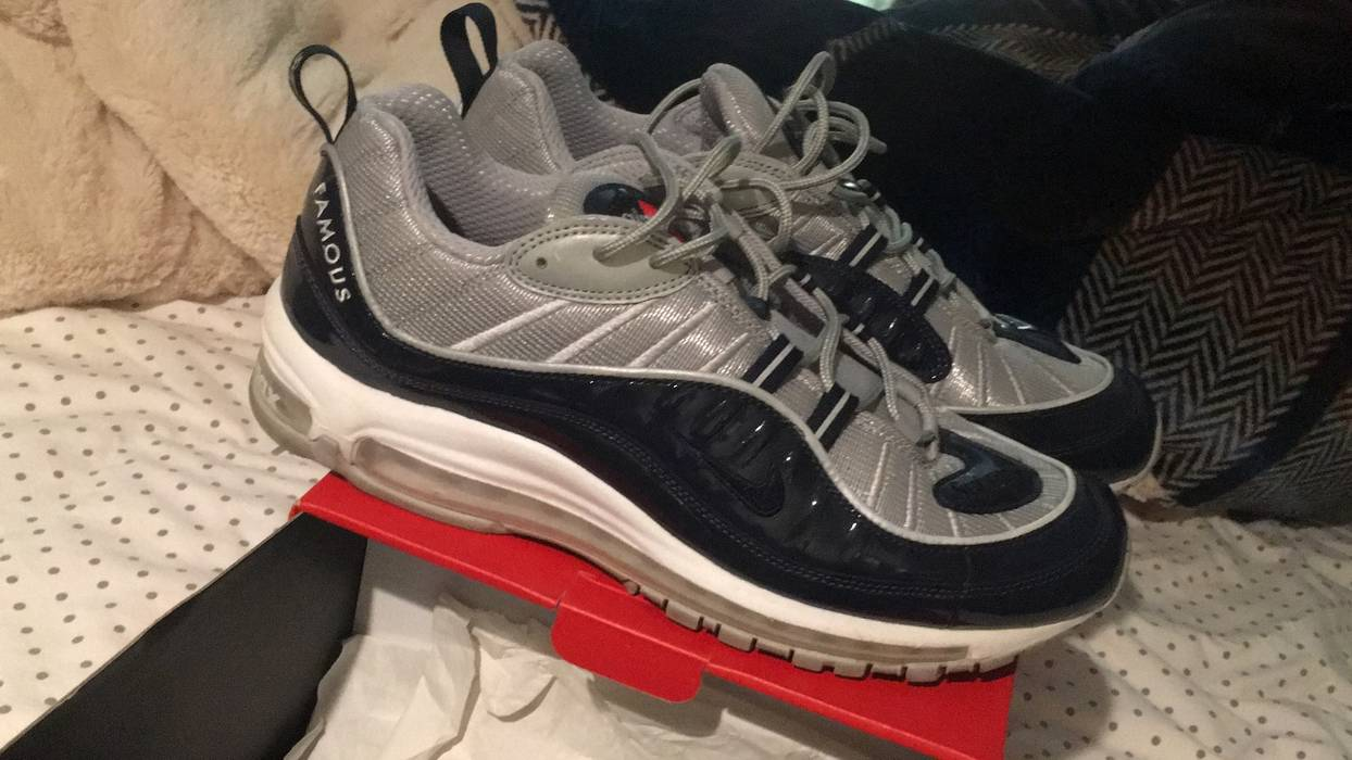 b2585de63d9e3d Supreme Nike X Supreme Air Max 98 Sz10.5 Size 10.5 - Low-Top ...