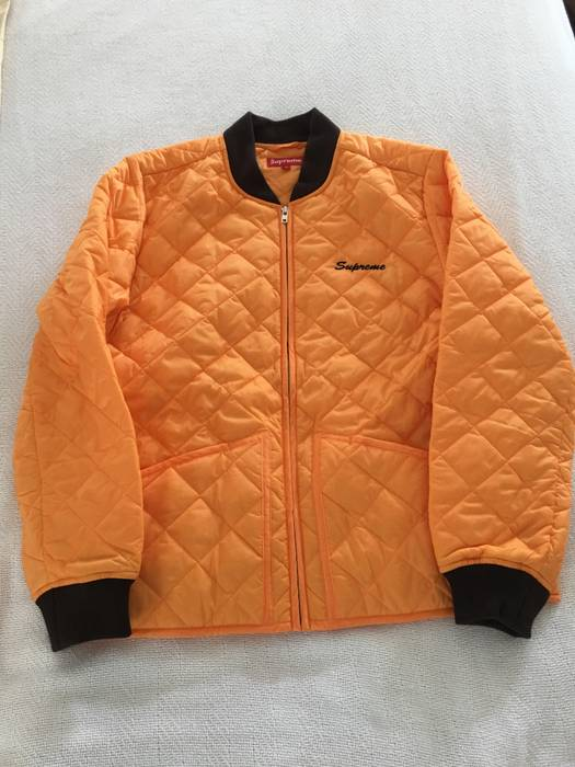 8f044e084 Zapata Quilted Work Jacket Supreme - Best Quilt Grafimage.co