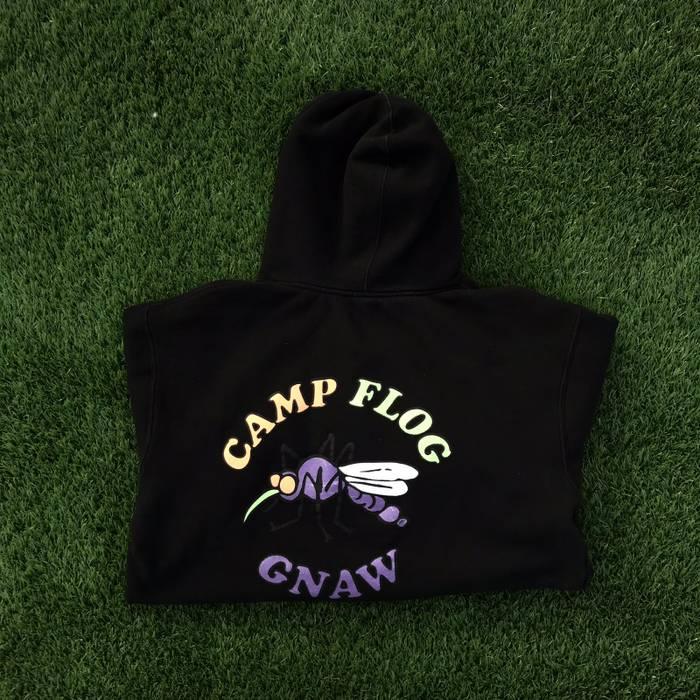 dea92dee4586d7 Golf Wang Camp Flog Gnaw Hoodie Size m - Sweatshirts   Hoodies for ...