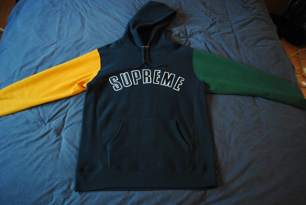1599435a92d8 Supreme Supreme Arc Logo Hoodie Size xl - Sweatshirts   Hoodies for ...