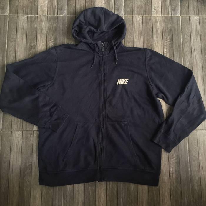 62f557a0f0c7 Nike Nike Hoodie Navy Blue Color Size xl - Sweatshirts   Hoodies for ...