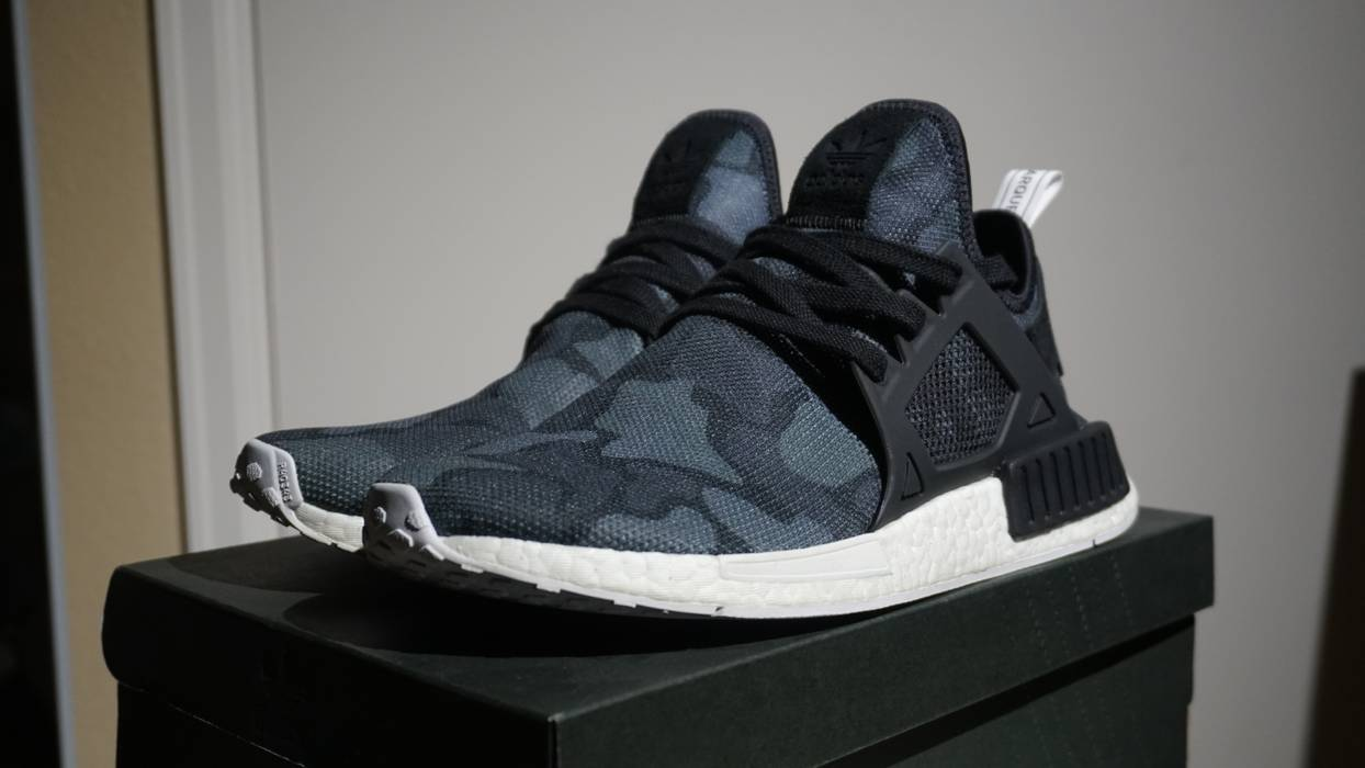 5a2c74c29 Adidas NMD XR1 Duck Camo Size 10 - Low-Top Sneakers for Sale - Grailed
