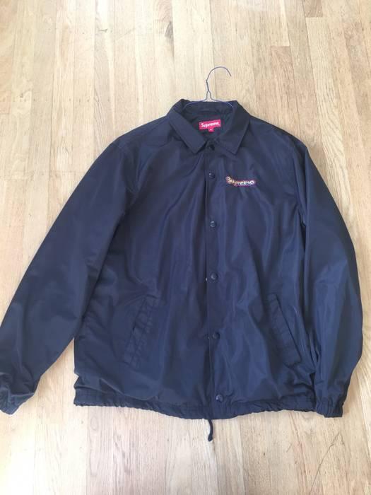 d6f3d4428 Supreme Gonz Logo Coaches Jacket Size m - Light Jackets for Sale ...