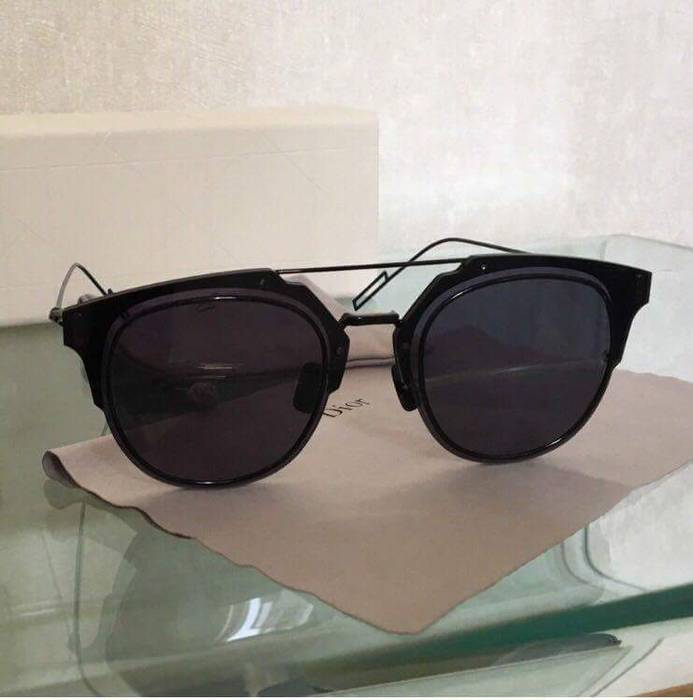 35eaaa8b598b2 Dior Dior Homme composit 1.0 sunglasses Size one size - Glasses for ...