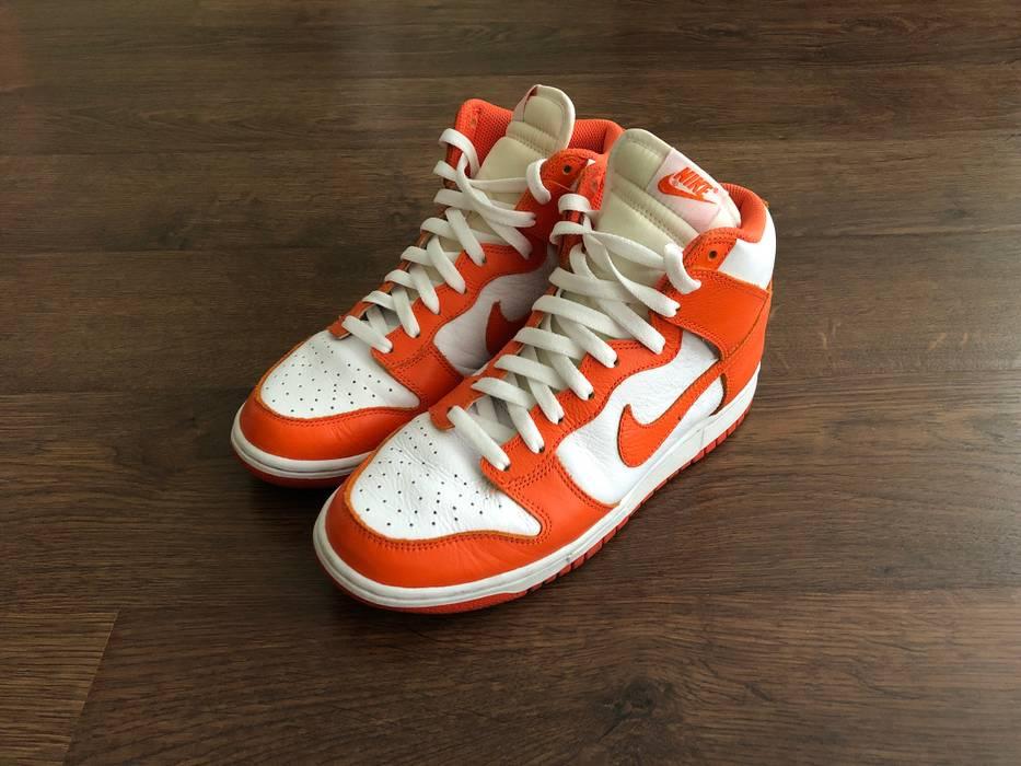 sale retailer fe342 d1dd5 Nike. Dunk High Syracuse
