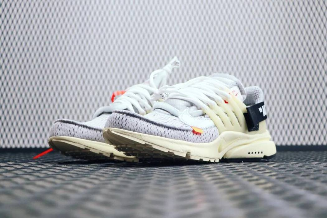 3590991322d Nike Nike Air Presto Off-White White Size 9 - Low-Top Sneakers for ...