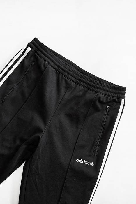 1a4f6cc4177a Adidas Slim Fit 3-Stripe Track Pants   Joggers - Black (Large) Size ...